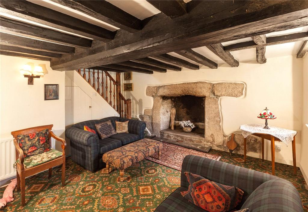 Chagford Newton Abbot Devon 2 Bed Detached House 163 450 000
