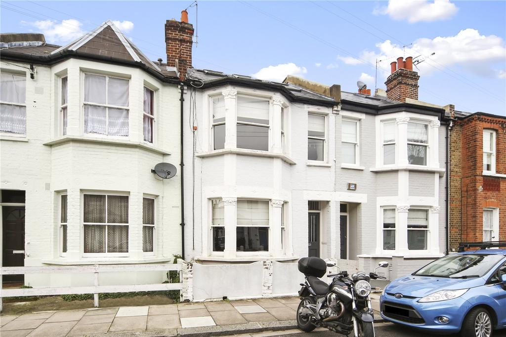 3 Bedrooms Terraced House for sale in Disbrowe Road, London