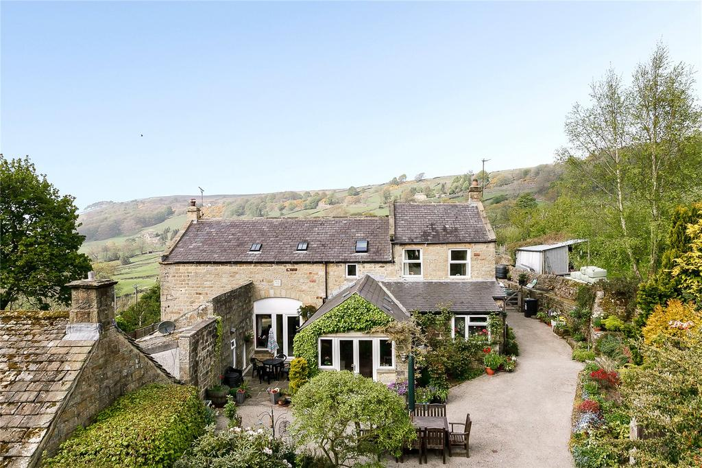 4 Bedrooms Detached House for sale in Old Church Lane, Pateley Bridge, Harrogate, North Yorkshire