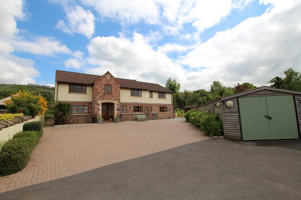 6 Bedrooms Detached House for sale in New Road, Draycott