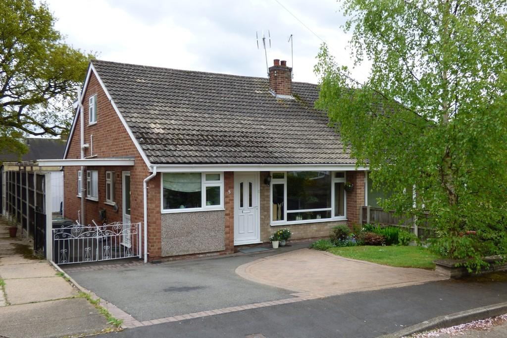 4 Bedrooms Bungalow for sale in Laburnum Way, Etwall