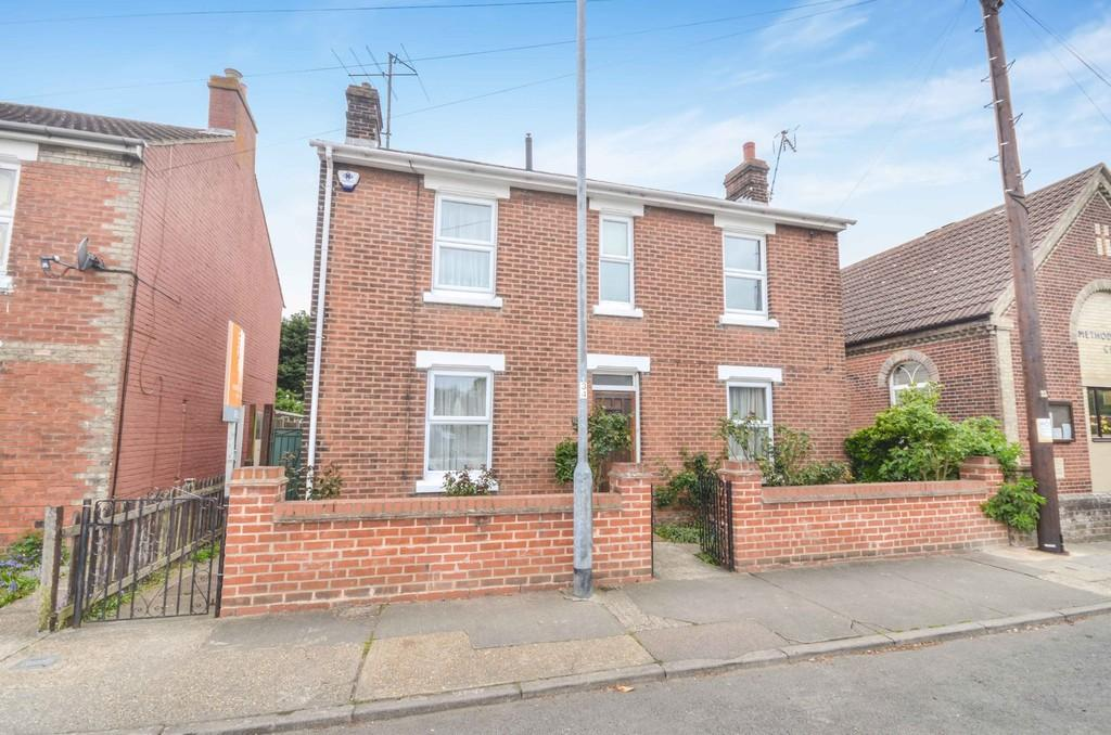 4 Bedrooms Detached House for sale in Nayland Road, Colchester, CO4 5EW