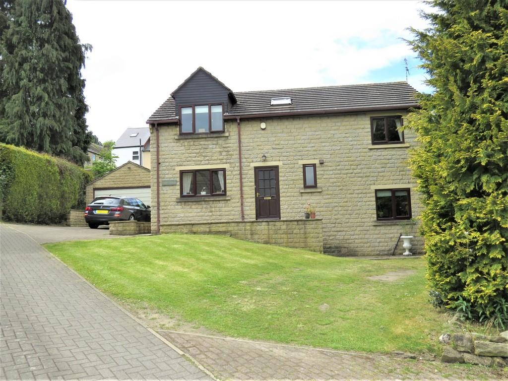 4 Bedrooms Detached House for sale in Langsett Road South, Oughtibridge