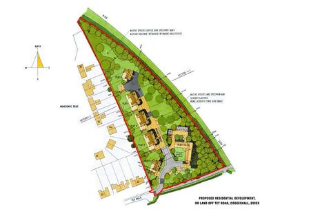 Residential development for sale - Tey Road, Coggeshall, Colchester