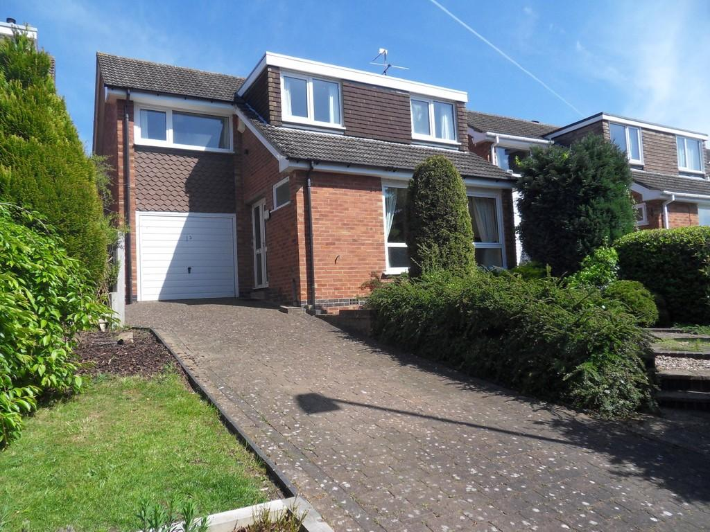 4 Bedrooms Detached House for sale in Craven Close, Loughborough