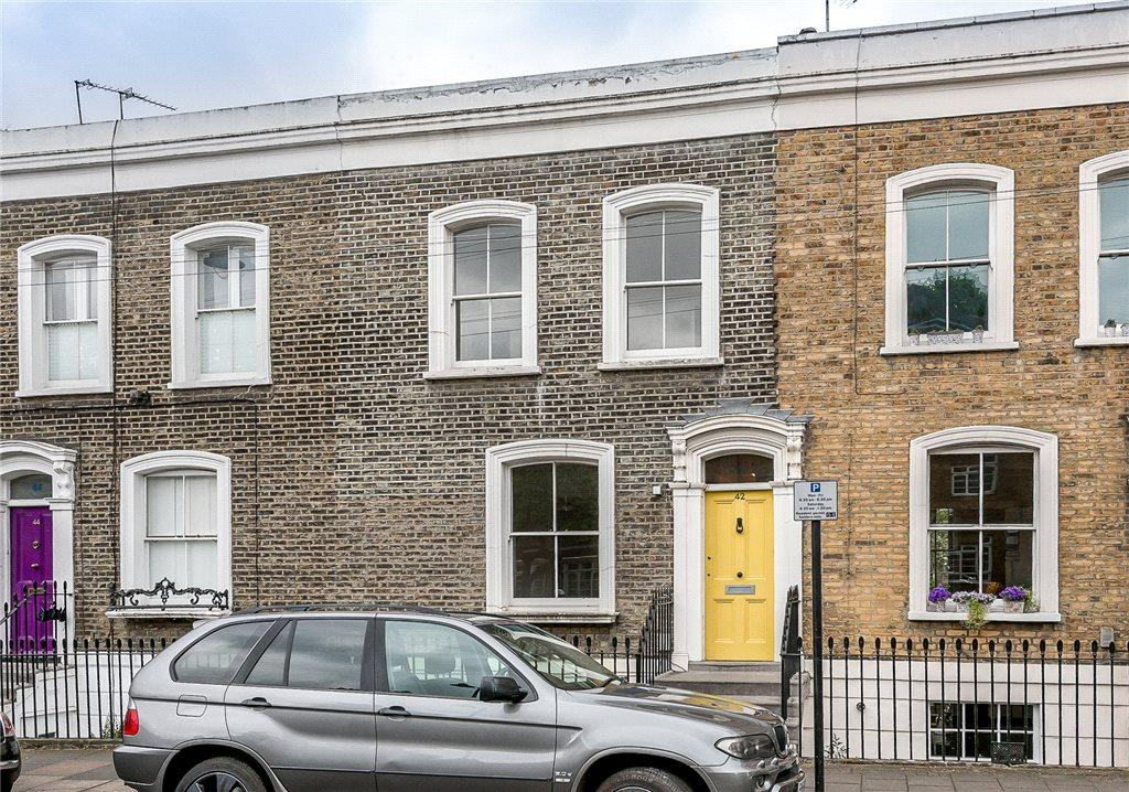 4 Bedrooms Terraced House for sale in Prebend Street, Angel, London, N1