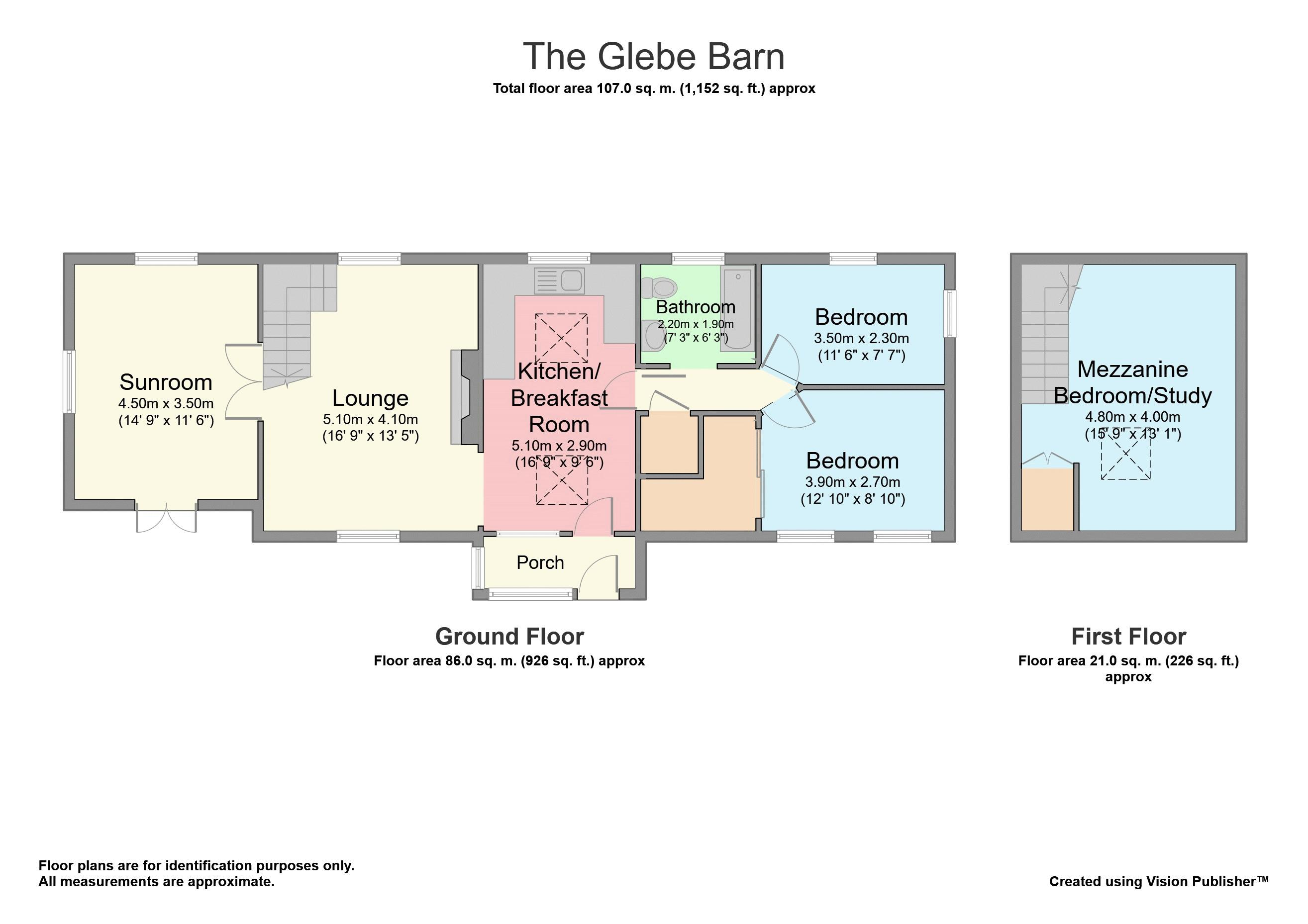 Kilkhampton Bude 3 Bed Detached Bungalow For Sale 163 400 000