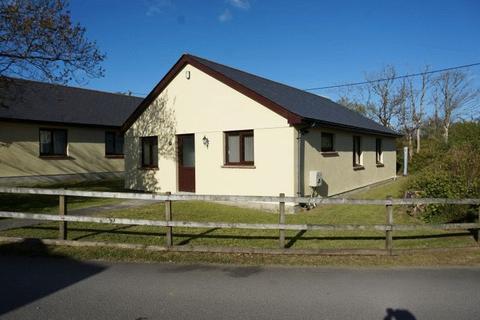 3 bedroom detached bungalow for sale - Kilkhampton, Bude