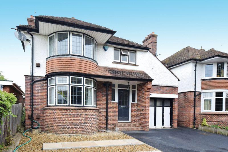 3 Bedrooms Detached House for sale in Pembury Gardens, Maidstone ME16