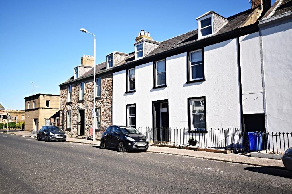 2 Bedrooms Ground Flat for sale in Barns Street, Ayr, South Ayrshire, KA7 1XA