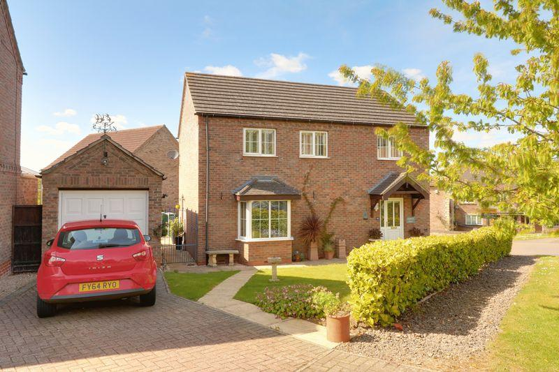 4 Bedrooms Detached House for sale in Windmill Way, Kirton Lindsey