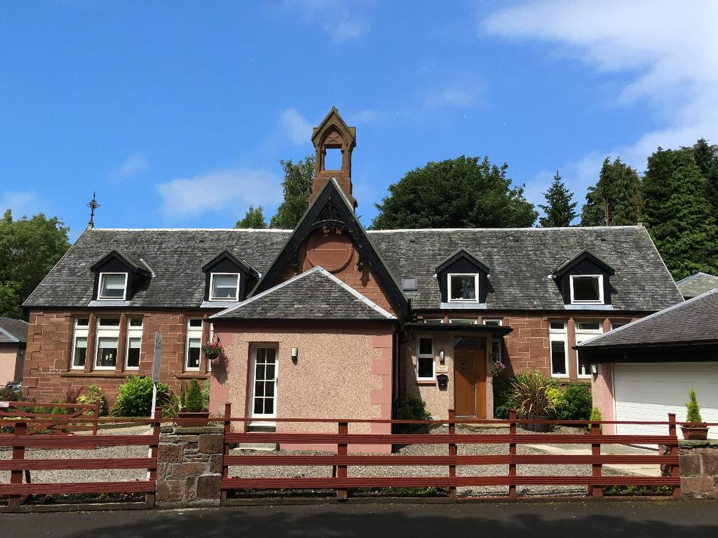4 Bedrooms Semi Detached House for sale in Old School Court , Main Street , Killearn , Stirlingshire , G63 9SL