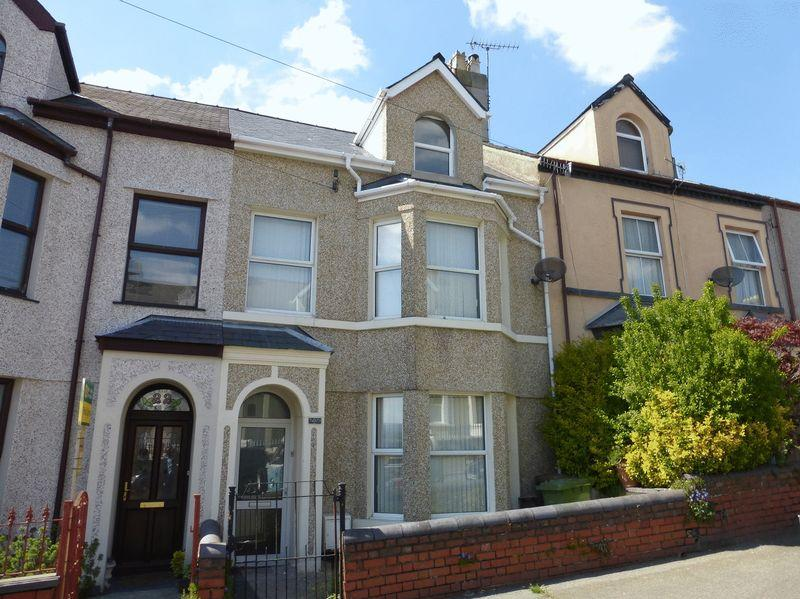 4 Bedrooms Terraced House for sale in Caernarfon