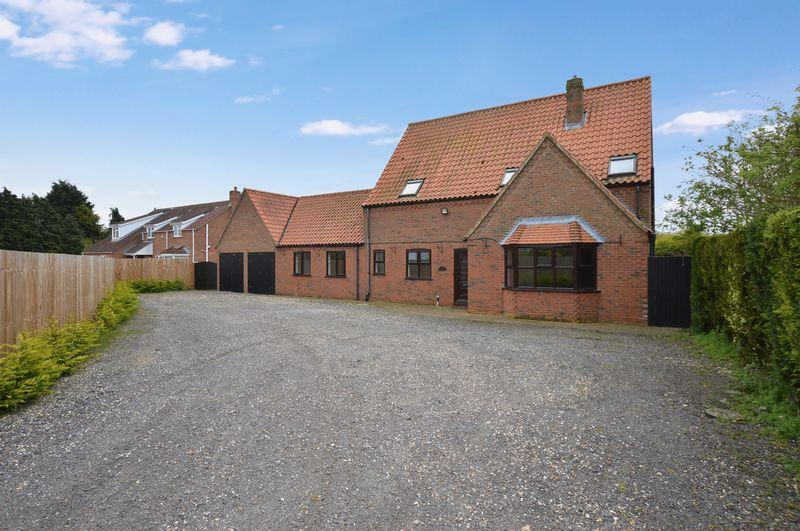 4 Bedrooms Detached House for sale in The Barn, High Thorpe, Southrey