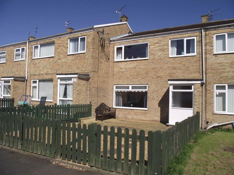3 Bedrooms Terraced House for sale in Green Croft, Ashington - Three Bedroom Terraced House
