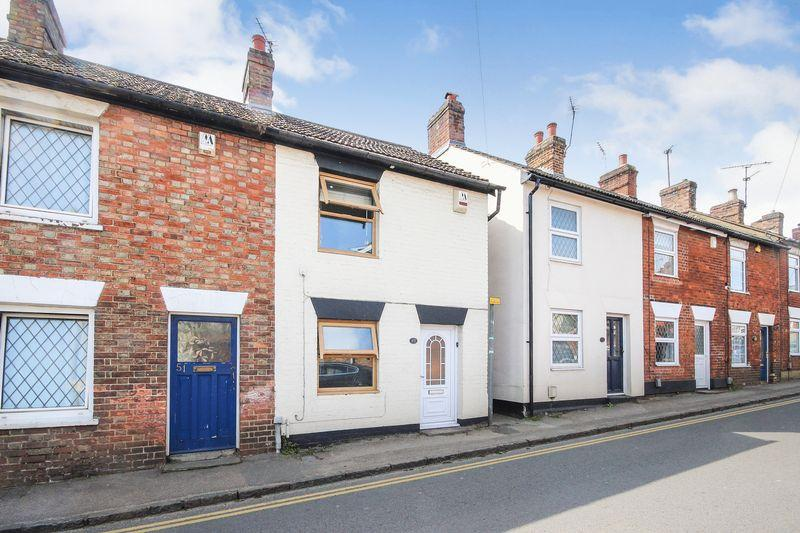 2 Bedrooms End Of Terrace House for sale in Oliver Street, Ampthill