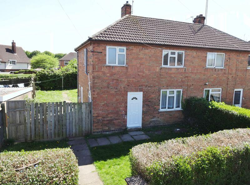 3 Bedrooms Semi Detached House for sale in Kelvin Grove, Corby