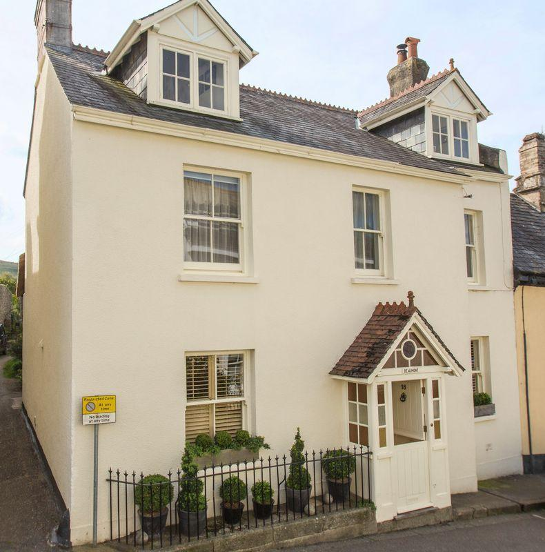 5 Bedrooms Terraced House for sale in 18 Mill Street, Chagford