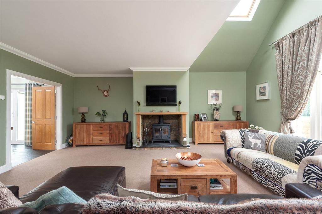5 Bedrooms Detached House for sale in Gwendoline Row, Drunzie, Glenfarg, Perth, PH2