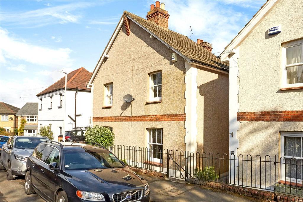 2 Bedrooms Semi Detached House for sale in Hartslands Road, Sevenoaks, Kent, TN13