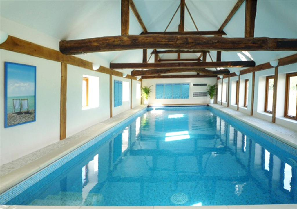 Properties For Sale With Annexe And Indoor Swimming Pool