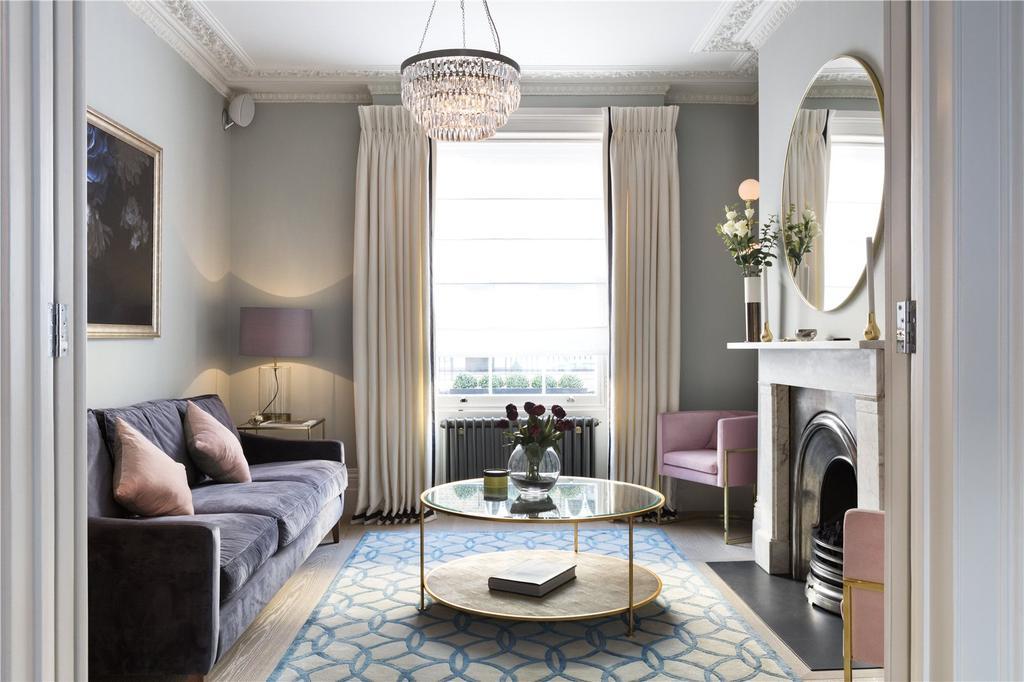 5 Bedrooms Terraced House for sale in Sydney Street, Chelsea, London, SW3