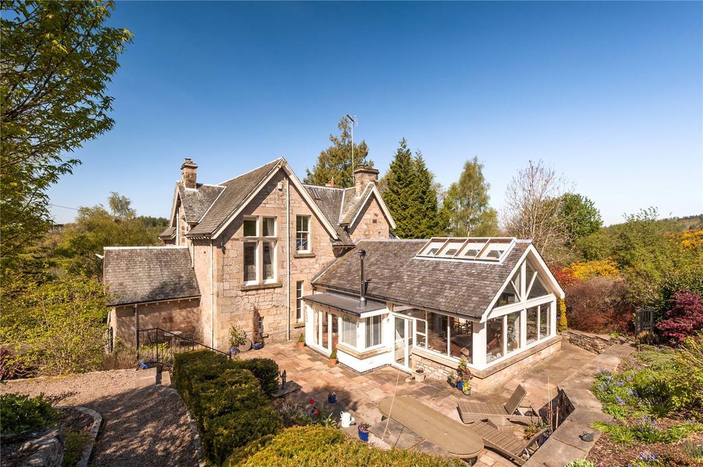 5 Bedrooms Detached House for sale in Orchard House, 20 Upper Glen Road, Bridge of Allan, Stirling, FK9