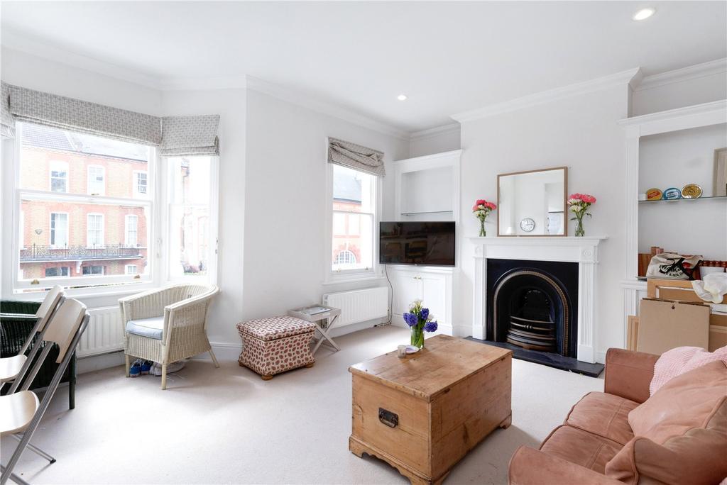 2 Bedrooms Flat for sale in Parkgate Road, Battersea, London, SW11