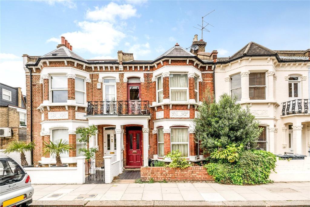 Bishops Road Fulham London Sw6 1 Bed Flat 163 675 000