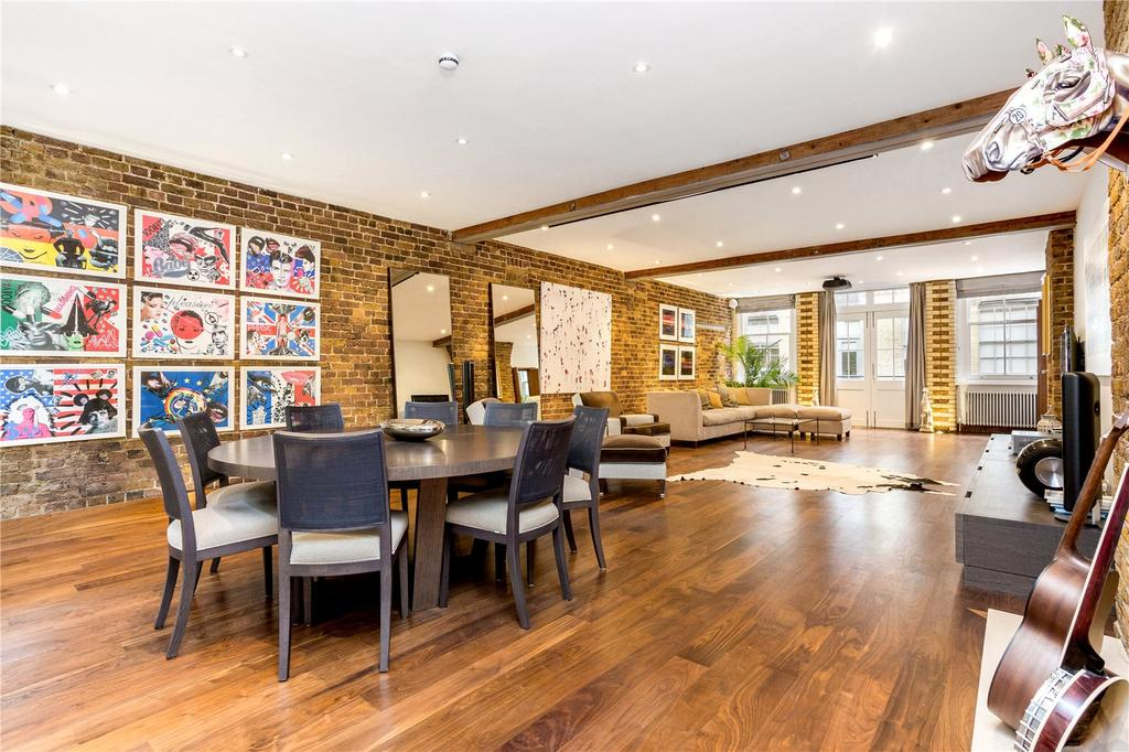 2 Bedrooms Penthouse Flat for sale in Charlotte Road, Shoreditch, London, EC2A