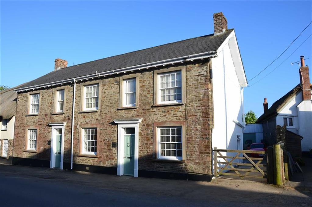 5 Bedrooms Semi Detached House for sale in East Street, Chulmleigh, Chulmleigh, Devon, EX18