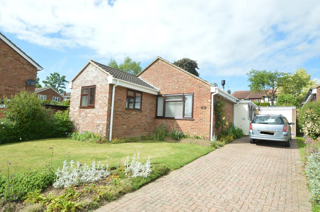 3 Bedrooms Detached Bungalow for sale in Nether Court, Halstead CO9