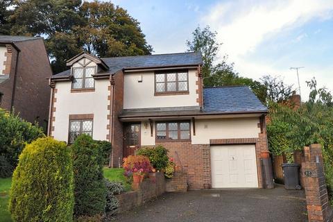 4 bedroom detached house to rent - 12 Bryn Barug, Pontblyddyn, Mold