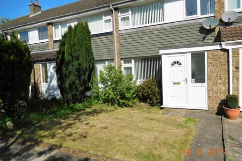 3 bedroom terraced house to rent - Cowdray Court, Kingston Park, Newcastle upon Tyne NE3