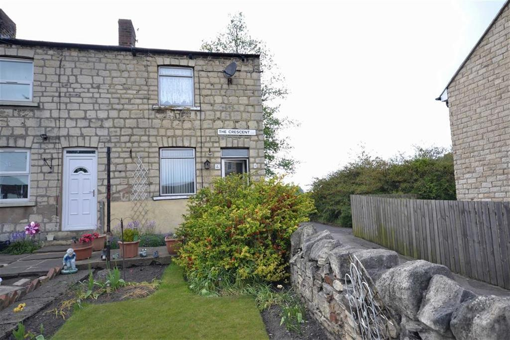 2 Bedrooms Terraced House for sale in The Crescent, Micklefield, Leeds, LS25