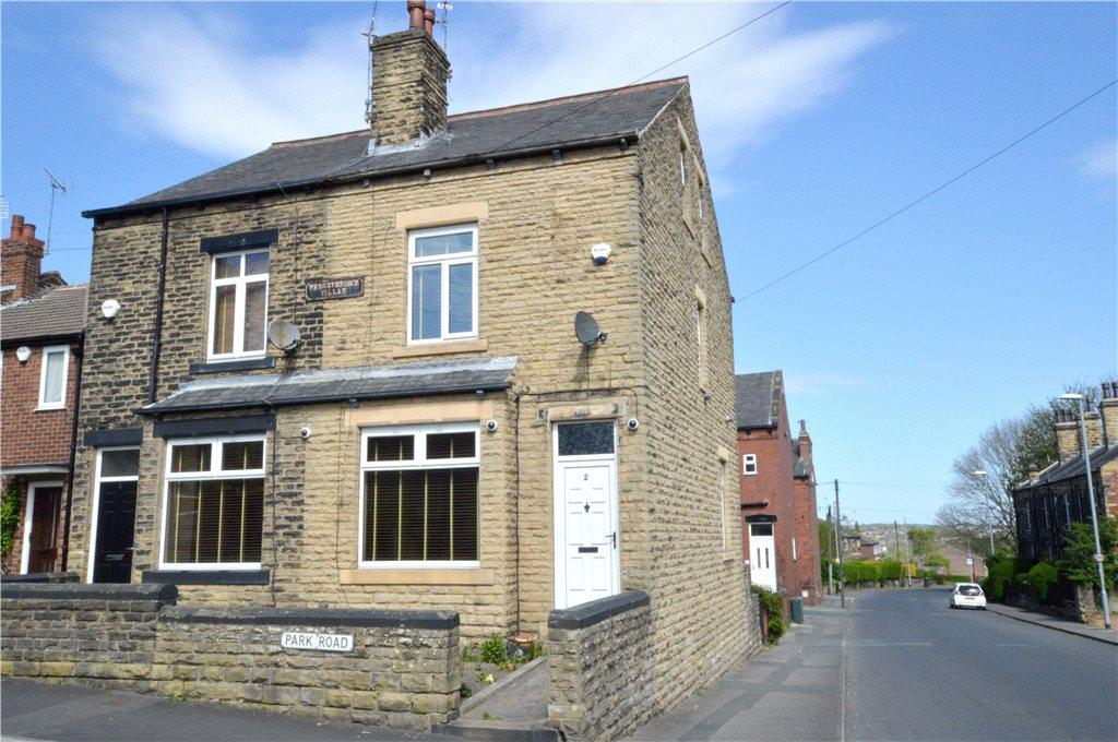 4 Bedrooms Semi Detached House for sale in Park Road, Bramley, Leeds