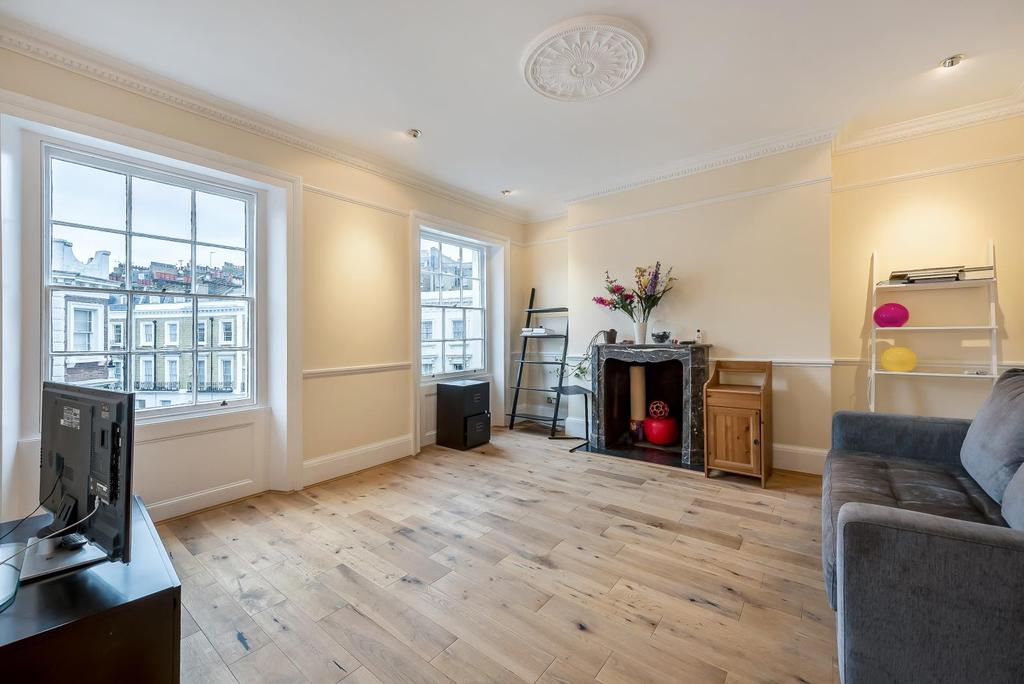 3 Bedrooms Flat for sale in WARWICK WAY, SW1V