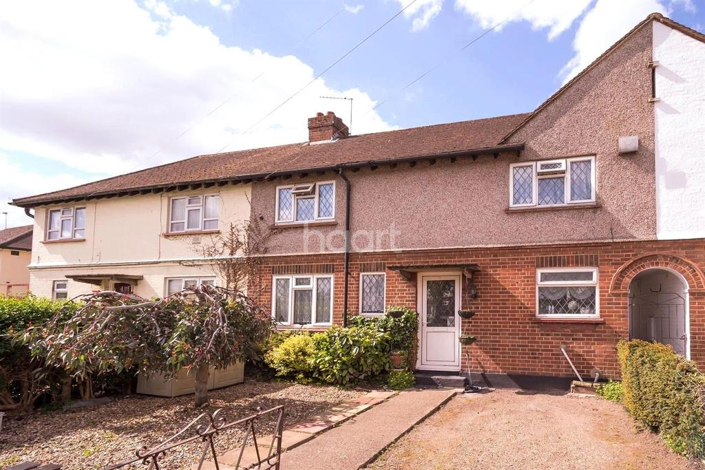 3 Bedrooms Terraced House for sale in Thornton Avenue, West Drayton