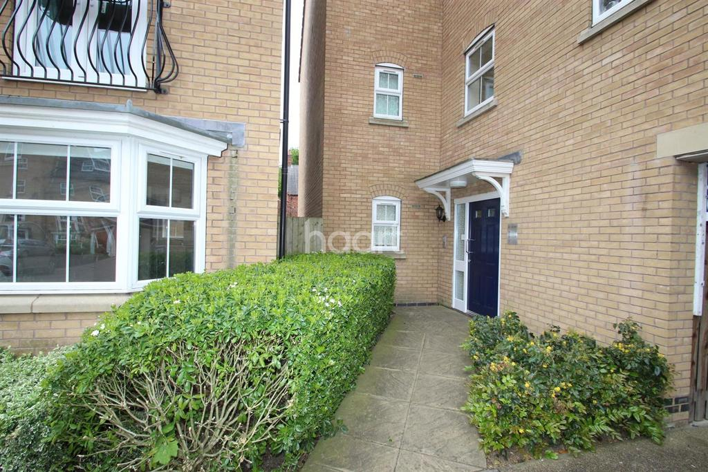 1 Bedroom Flat for sale in Lady Jane Walk, Scraptoft, Leicester