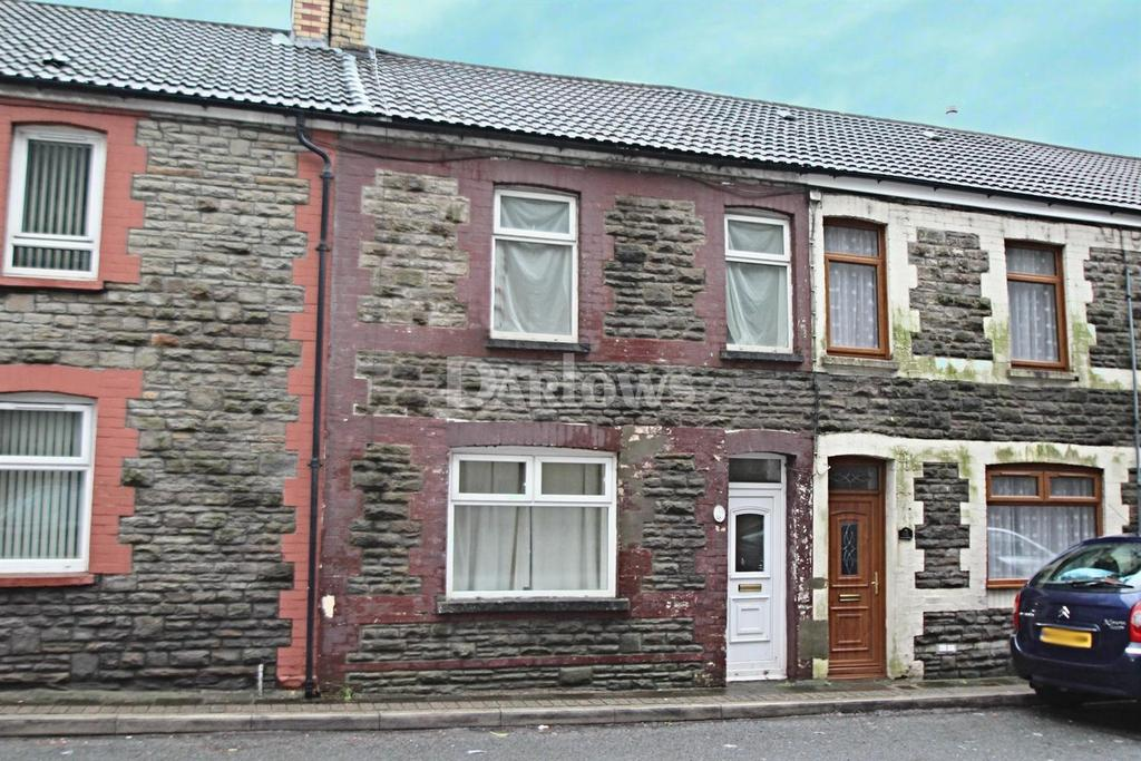 3 Bedrooms Terraced House for sale in Coed-Y-Brain Road, Llanbradach