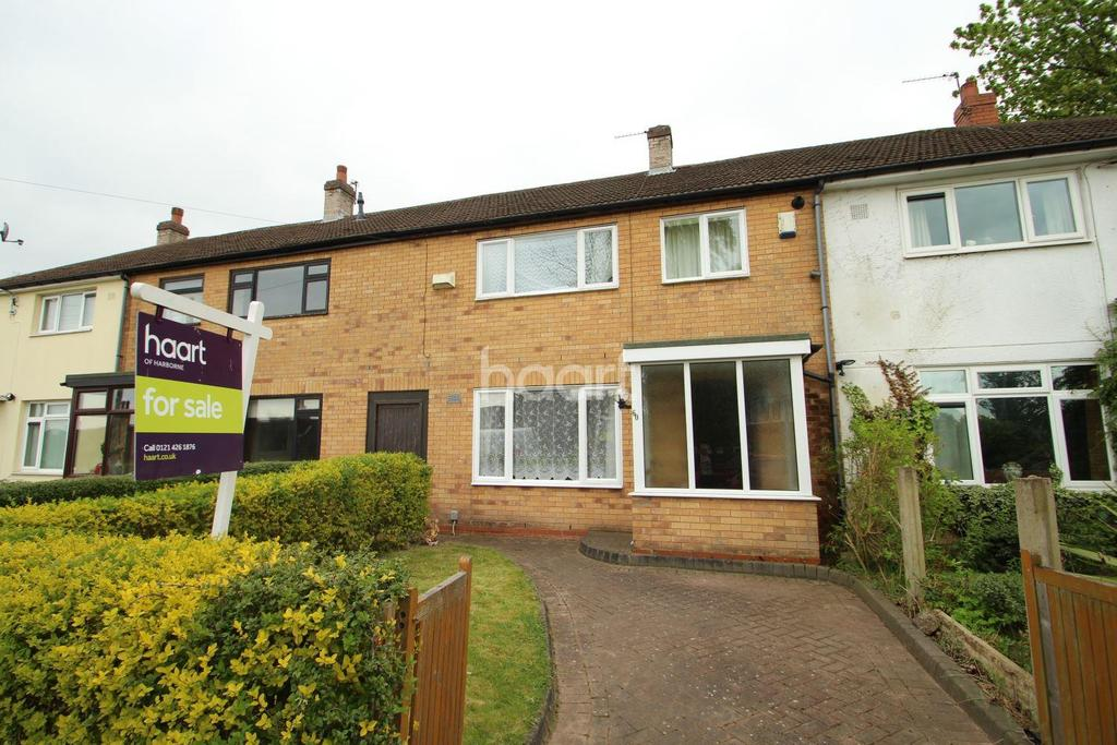 2 Bedrooms Terraced House for sale in Wolverley Road, Bartley Green