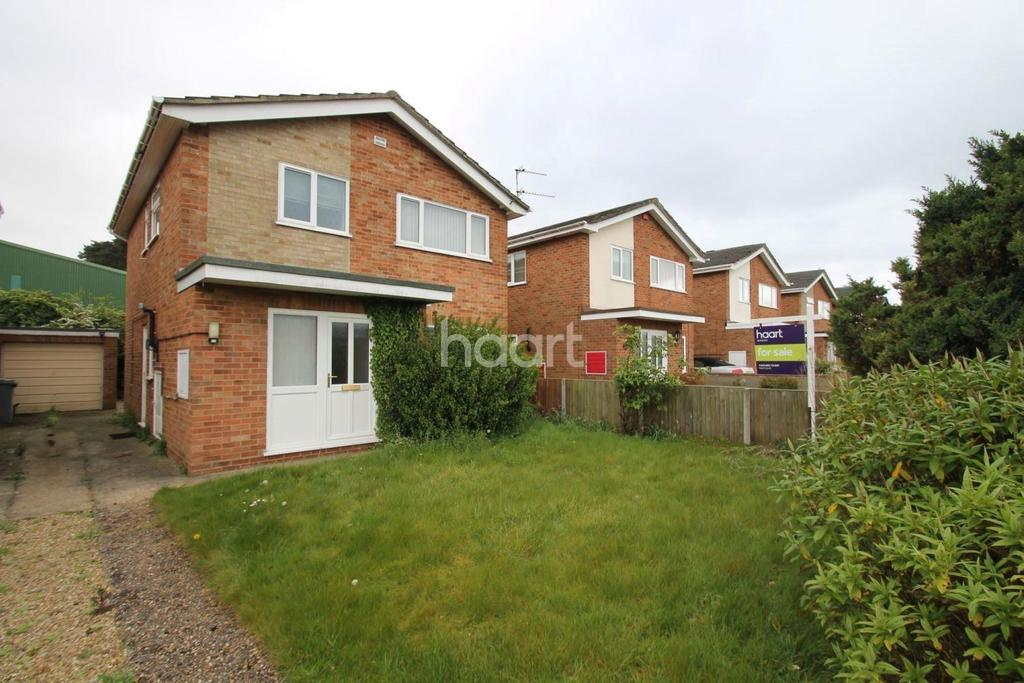3 Bedrooms Detached House for sale in Prince Andrews Close, Hellesdon