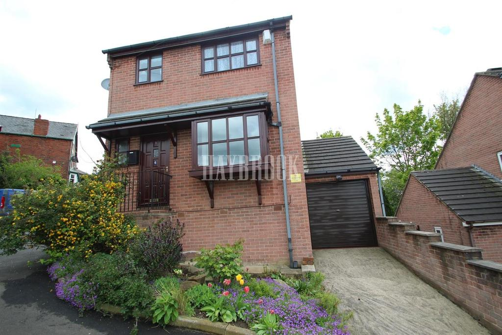 3 Bedrooms Detached House for sale in Firth Park Crescent, Firth Park