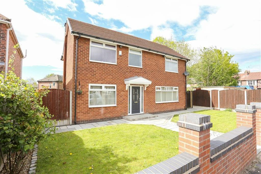 3 Bedrooms Detached House for sale in Brassington Road, Heaton Mersey