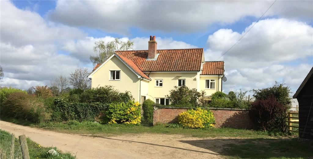 5 Bedrooms Detached House for sale in Snape Watering, Nr Saxmundham, Suffolk, IP17