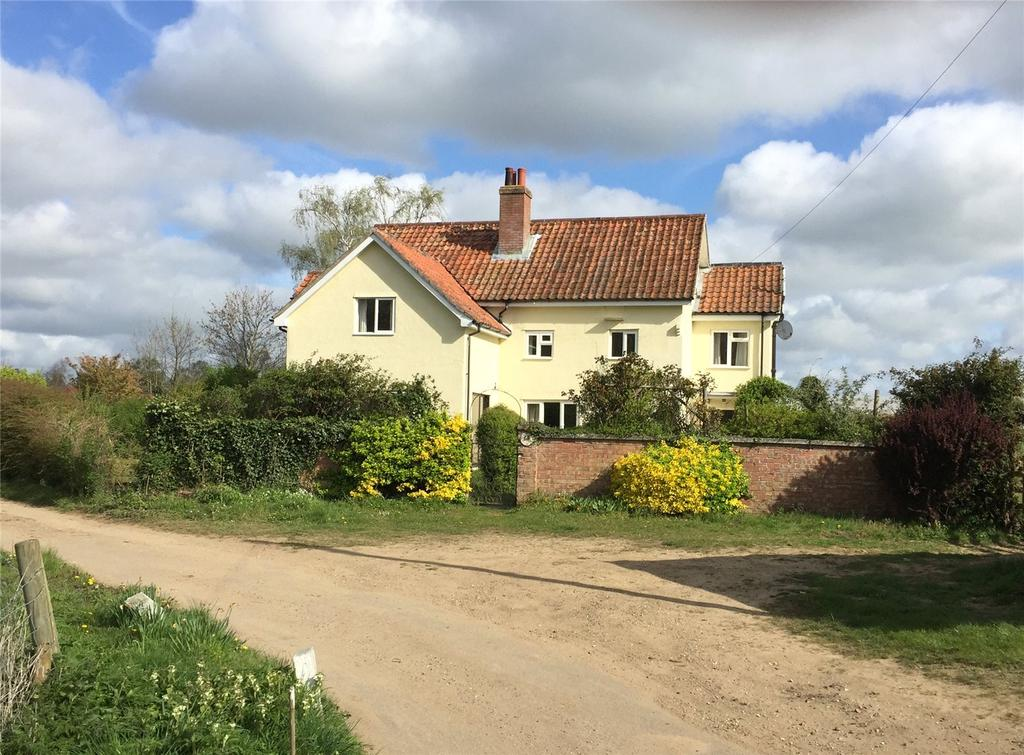 5 Bedrooms Detached House for sale in Snape, Nr Saxmundham, Suffolk, IP17