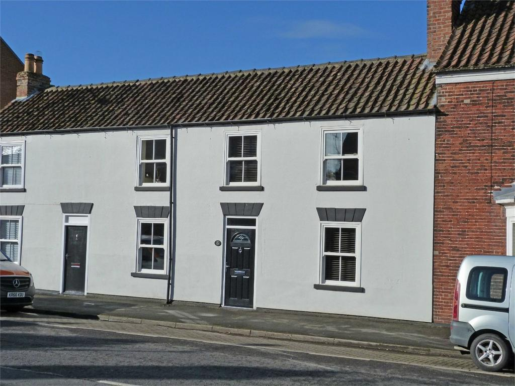 2 Bedrooms Terraced House for sale in York Road, Market Weighton
