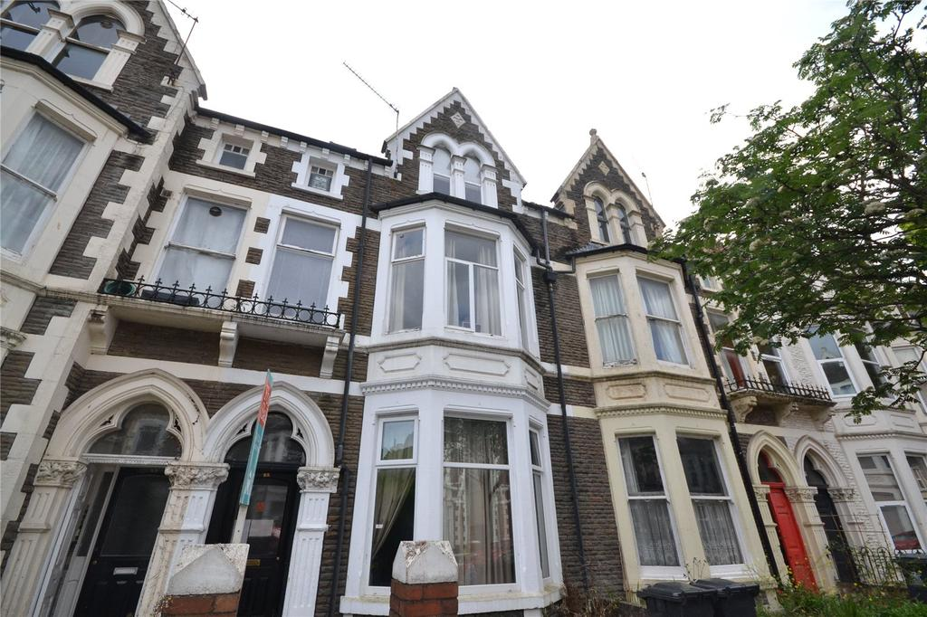 6 Bedrooms Terraced House for sale in Connaught Road, Roath, Cardiff, CF24