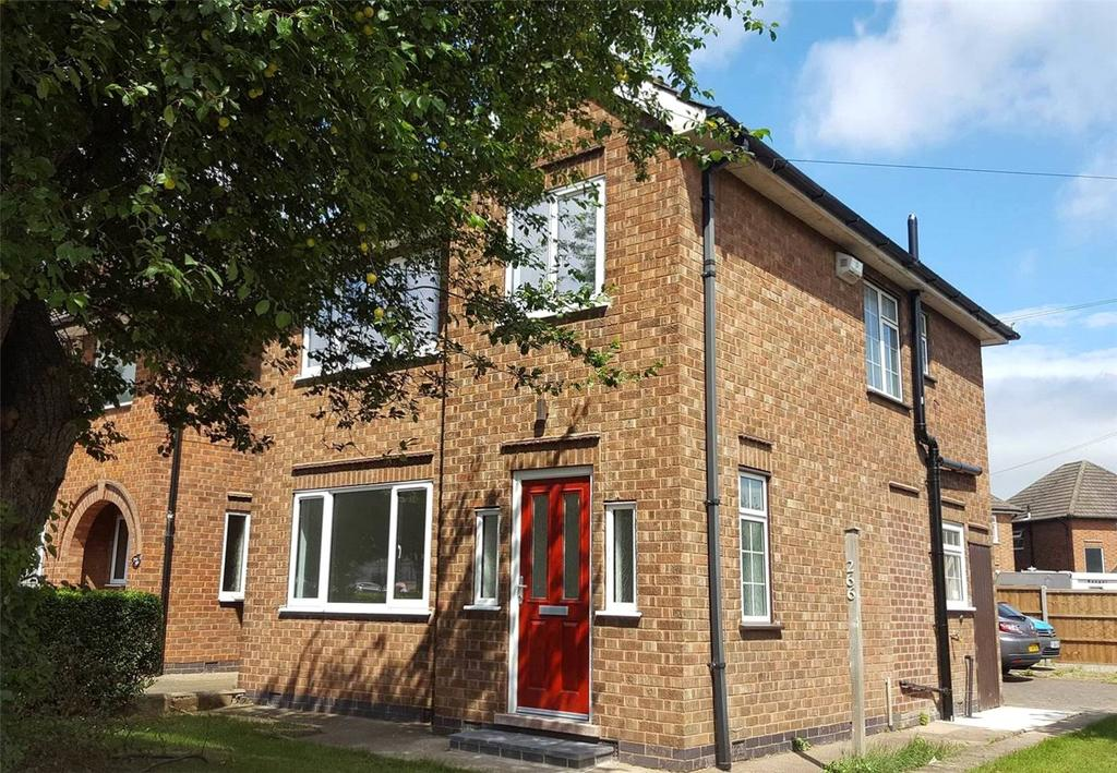 3 Bedrooms House for sale in Wilford Lane, Wilford, Nottingham, Nottinghamshire, NG11