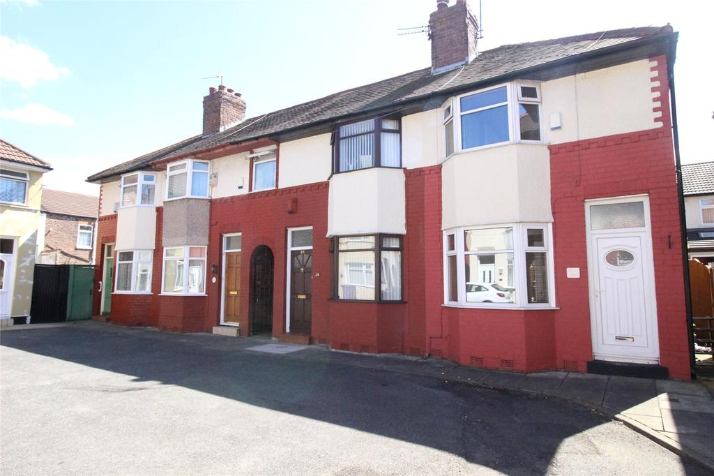 2 Bedrooms End Of Terrace House for sale in Witton Road, Liverpool, Merseyside, L13